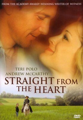 Straight From the Heart (DVD, 2007) Patricia Kalember, Greg Evigan