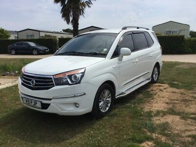 Ssangyong Turismo Automatic