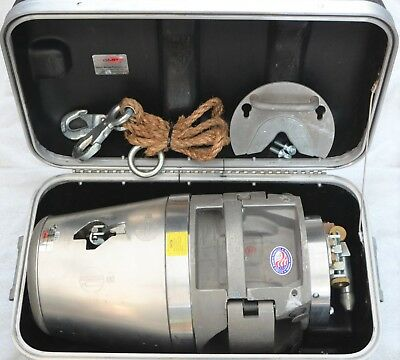 GMP C2 Cable Lasher w/Transport Case, Bridle & Handle  (same anti-reverse as J2)