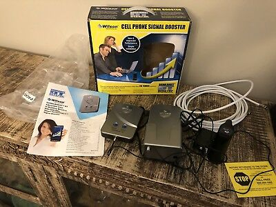 Wilson Electronics DT Cell Phone Signal Booster. Small Home or Office *NEW*
