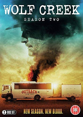 Wolf Creek: Season Two Dvd  Dvd New