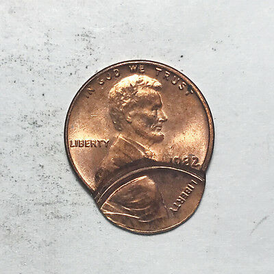 Double Struck 1982 Lincoln Cent