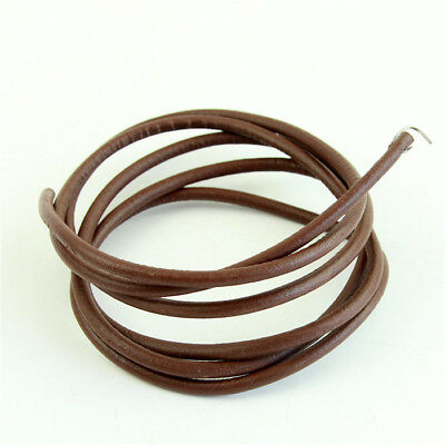 Leather Belt Treadle Parts With Hook For Singer Sewing Machine 174cm Long