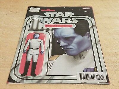 Star Wars: Thrawn #1 Action Figure Variant Cover