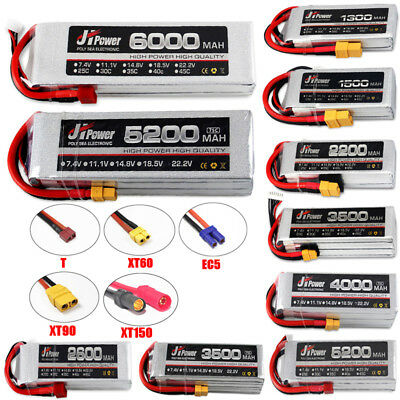 LiPo Battery for RC Car Boat Truck Helicopter 5200-1300mAh LiPo Battery AU!!!