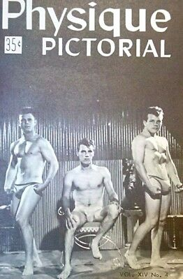 Physique Pictorial volume 14 no.4 gay interest