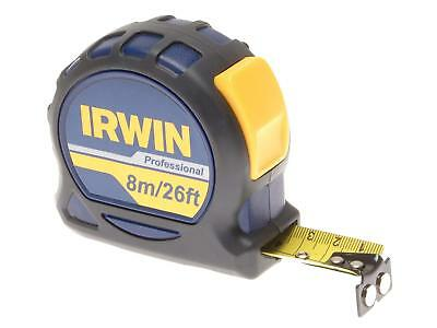 Irwin 10507795 8m/26ft Professional Carded Pocket Tape