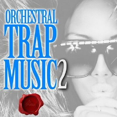 Orchestral Trap Music II Construction Kits Orchestral elements Samples WAV-MIDI