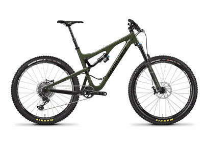 SANTA CRUZ Bronson CC KIT X01 Olive Green & Black size M