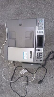 Telephone Fax Printer brother fax, telephone, print, scan,