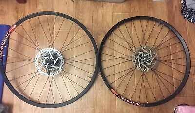 Stans Notubes - ZTR OLYMPIC - Wheelset- 26 Inch - Cannondale Scalpel Lefty