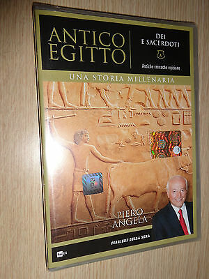 DVD N° 14 XIV Ancient Egypt of and Priests Antique Cronache Egyptian Angela