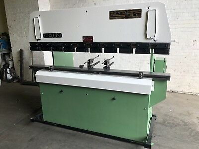 Edwards Adira (Portugal) Hydraulic Press Brake