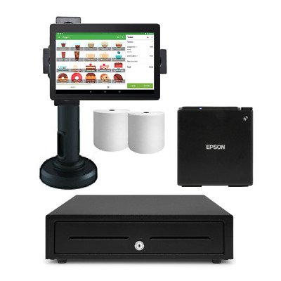 Loyverse Bluetooth POS Hardware with Android Tablet Bundle #9
