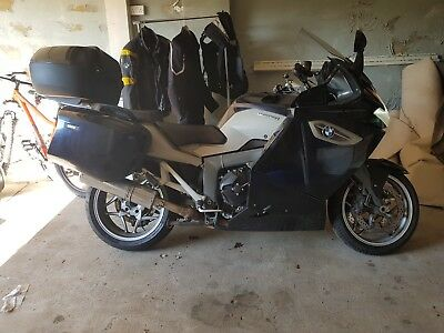BMW K1300GT SE Touring Motorcycle with Panniers Exhaust Traction Control