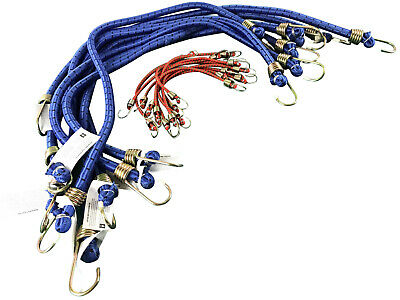 18 Neilsen Bungee Strap Cord - 8x 30 inch and 10x 10 inch CT3136