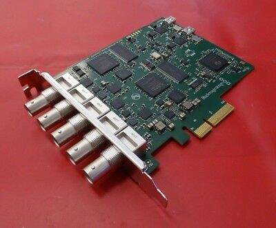 Blackmagic Design DeckLink Duo 5 Port SDI PCI-E Video Capture Card BMDPCB119B