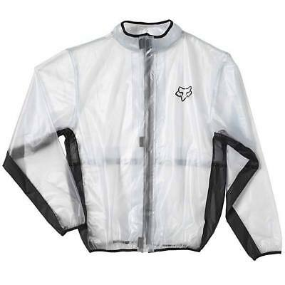 Fox Racing NEW Mx Fluid Motocross Dirt Bike Enduro Off Road Rain Coat Jacket
