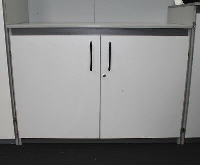 Office Storage Cupboard Filing Cabinet Shelving Unit