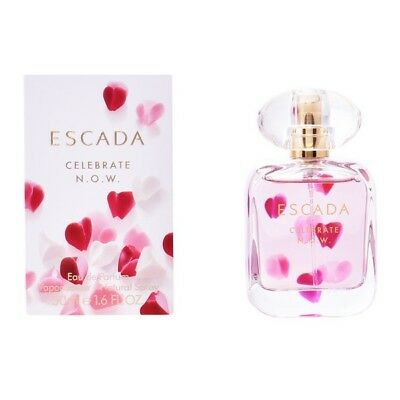 Profumo Donna Celebrate N.o.w. Escada Eau De Parfum  50 Ml
