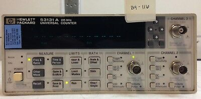 Agilent 53131A 225 MHz Universal Counter