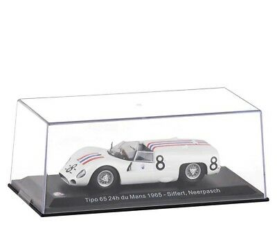 Maserati Tipo 65 24h du Mans 1965 Stiffert Diecast Car Model Toy 1:43