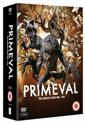 Primeval: Series 1-5 (Box Set) [DVD]