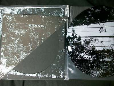 "MNMNTS ‎""The Choir Belongs To You"" 12"" Single Picture Disc 2013 Adagio830 ‎ HC"
