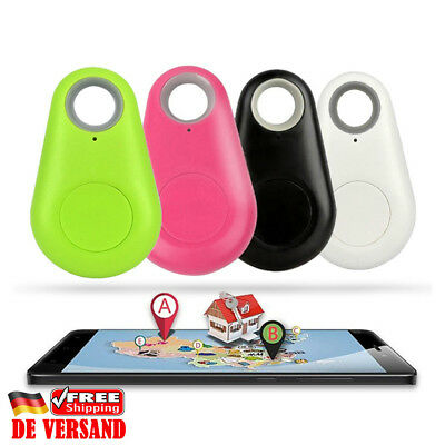 iOS iPhone Android GPS Tracker Tracer Swalle Haustiere Bluetooth 4.0 Schlüssel