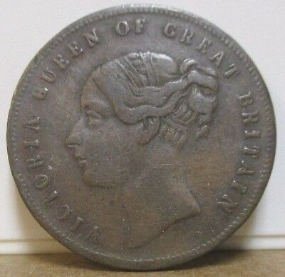 ND c1800s - UF-4170 - Unofficial Farthing - Lancashire, Oldham - Tea & Coffee