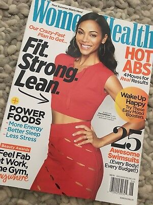 Womens Health USA June Edition