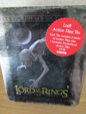 Lord Of The Rings The Two Towers Action Flipz Tin Sealed