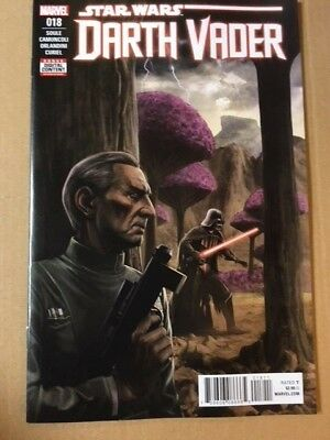 Star Wars Darth Vader #18 1St Print Nm Marvel Comics