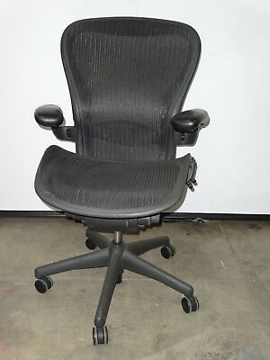 Herman Miller Aeron size A, B and C in very good to excellent condition
