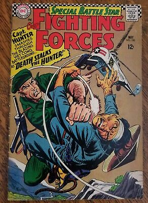 Our Fighting Forces  (1954) #100 - Very Good