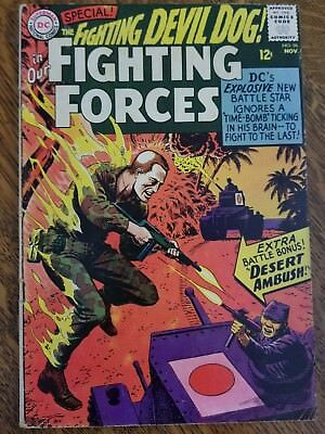 Our Fighting Forces  (1954)  #96 - Very Good