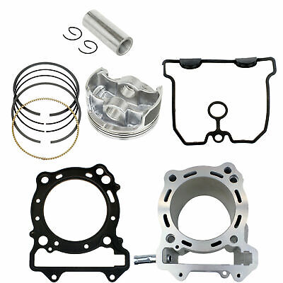 Arctic Cat Y-6 Youth 50 Piston Cylinder Kit Rings Gasket Pin 2004 2005
