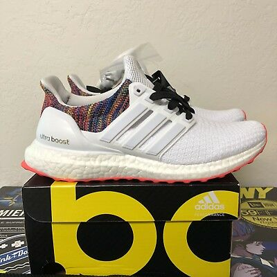 883b7d645604 ... uk availability a5c07 160fa miadidas ultra boost size 4.5 white multi  (Brand New) Deadstock ...