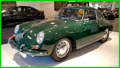 Porsche 356 C Matching Numbers, Northern California 356 C