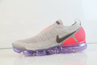 save off 59441 934dc Nike Air VaporMax FK Moc 2 Moon Particle Solar Red AH7006-201 8-13