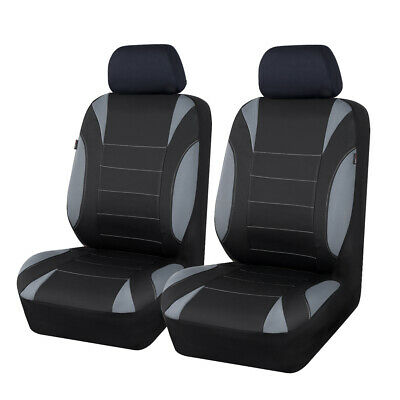 Carpass waterproof 2 front car seat covers fit for Universal vehicles Neoprene