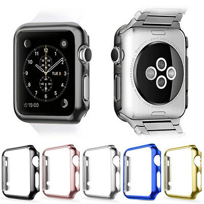 Apple Watch iWatch Series 1 2 3 protector Cover Case Screen Protector 38mm 42mm