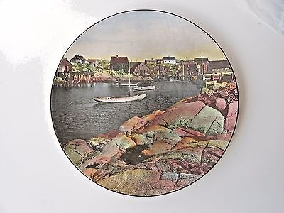 Royal Doulton England Vintage China MARITIME PROVINCES Nautical Series Plate