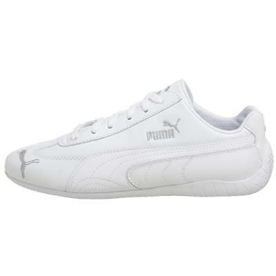 premium selection a256d 7c23f Puma Speed Cat White Leather 300535 01 Casual Women