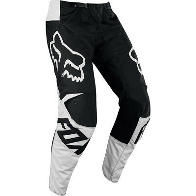 Fox Racing NEW Mx 2018 180 Race Black White Adults Motocross Dirt Bike Pants