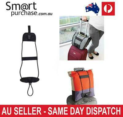 Belt Add A Bag Strap Carry On Bungee Travel Luggage Suitcase Adjustable Tape z
