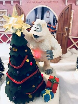 """Enesco Rudolph Red Nosed Reindeer  """"A Delightful Bumble Christmas"""" 112066"""