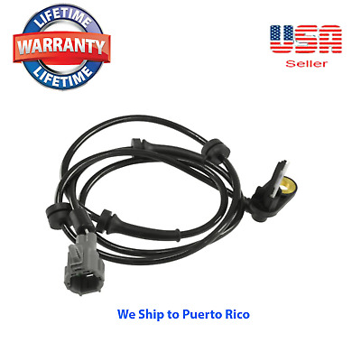 ABS Wheel Speed Sensor Rear Right Dorman 970-293 fits 04-12 Nissan Titan