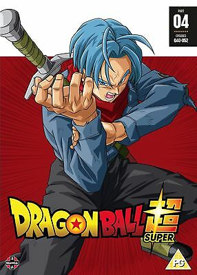 Dragon Ball Super: Part 4 (NTSC Version) [DVD]