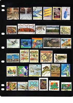 Australian sheet stamps, including high value, free post - off paper - Lot 364.